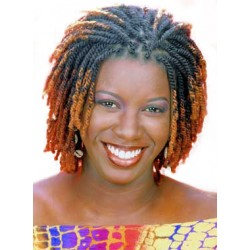 Kinky Locs Twist - Human Hair