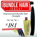 "3 Bundles (14"", 16"", 18"") - Straight"